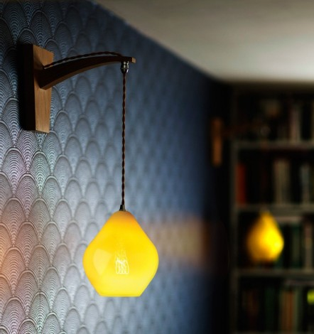 Deco Wall Light, Curiousa and Curiousa